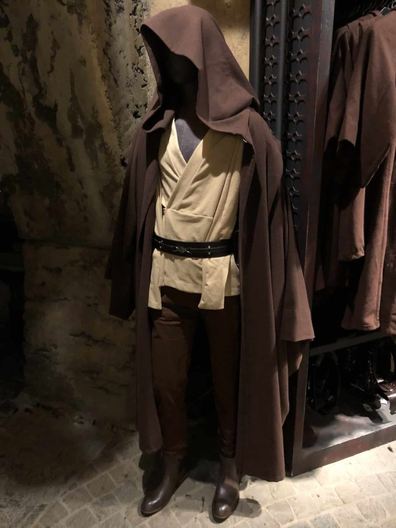 Black Spire Outfitters Full Jedi Outfit Star Wars Galaxy's Edge