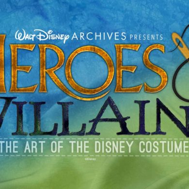 A new Disney Heroes & Villains exhibit will debut at the 2019 D23 Expo